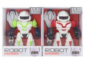 Robot DOMINATOR na baterie 16 x 21 cm