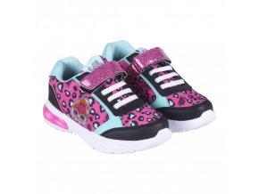 LOL Surprise dívčí svítící tenisky, Glitter Pink