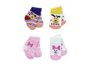 Baby Born Ponožky 2 páry 43 cm