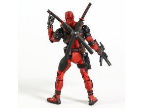 Marvel Classics 19cm Deadpool Action Figure PVC Doll Model KO s NECA 8 Ultimate Special Features 1