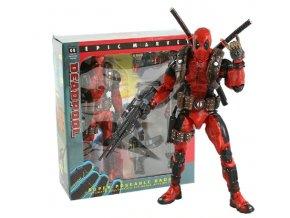 Figurka legendární Deadpool