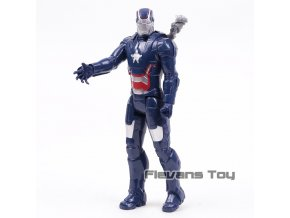 Hasbro Marvel Toys The Avenger 30CM Super Hero Thor Captain America Wolverine Spider Man Iron Man 1