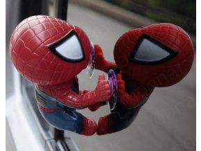 16CM for Spider Man Toy Climbing Spiderman Window Sucker for Spider Man Doll Car Home Interior 87