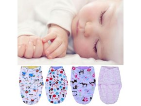 Newborn Baby Bedding Infant Swaddle Towel Wrap Cute Cartoon Swaddling Blanket New Colorful Sleeping Bag For 6