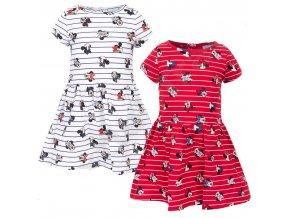 Disney Baby Minnie Mouse kojenecké šaty