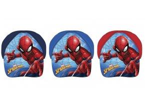 Marvel Spiderman dětská kšiltovka