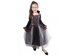 Dětský kostým s netopýry čarodějnice