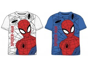 SPIDERMAN tričko s krátkým rukávem