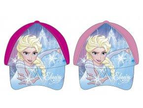 Disney Frozen dívčí kšiltovka ELSA