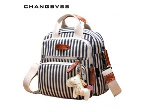Brand Multifunction Diaper Bag Backpack Mother Care Hobos Bags Baby Stroller Bags Nappy Bag for Mom 0
