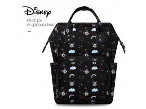 Disney Large Capacity USB Waterproof Diaper Bags Oxford Cloth Insulation Bags Bottle Feeding Storage Bag Mummy 28 NO USB