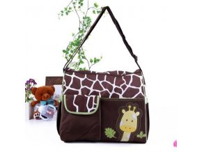 Baby Diaper Maternity for Mom Nappy Bag Mother Changing Mummy brand Designer stuff multifunctional nursing Bag green giraff