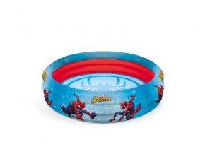 SPIDERMAN Nafukovací bazén 100 cm