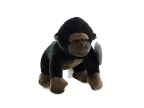 Plyšová Gorila, 16 cm