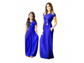 COSPOT Family Matching Clothes Mother Daughter Summer Dresses Girls Mom Bohemian Beachwear Dress Women Mum Beach.jpg Q90.jpg
