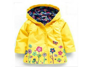 Children Coat Baby Girls winter Coats long sleeve coat girl s warm Baby jacket Winter Outerwear as picture (7)