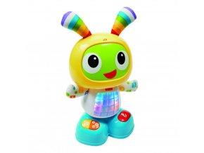 FISHER PRICE BeatBo zábavný kamarád robot, 9m+