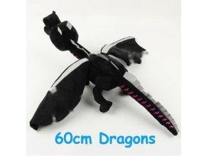 Minecraft - Ender Dragon plyšová hračka 60 cm