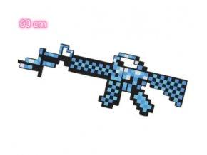 Pěnové zbraně Minecraft II.