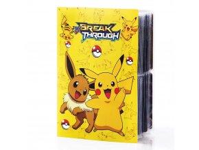 Pokemon Cards Album Book Cartoon TAKARA TOMY Anime New 240PCS Game Card VMAX GX EX Holder.jpg Q90.jpg