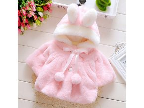 2016 baby girl jackets girls outerwear coats coats winter kids jacket Velour fabric garment lovely Bow 1