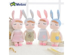 Metoo Doll Stuffed Toys Plush Animals Soft Baby Kids Toys for Children Girls Boys Kawaii Mini 1
