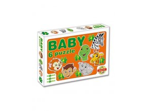 Dětské Baby puzzle