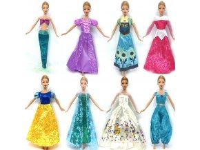 NK One Set Doll Dress Similar Fairy Tale Princess Snowwhite Cinderella Anna Wedding Dress For Barbie 1