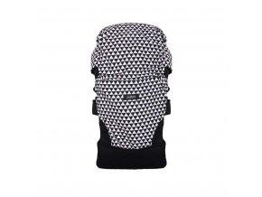 Nosítko Womar Zaffiro Care černo-bílé