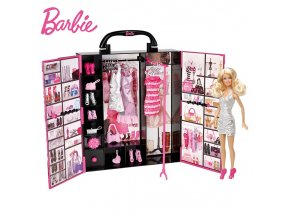 Original Barbie Doll Ultimate Fantasy Closet Baby Lady Toys Model Clothing Costume Suit Barbie Princess Toys 1
