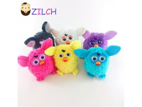Zilch Hot Sale Electric Plush Furby Wizard Toys Can Talk Record Plush Electronic Pet Toys Best 1