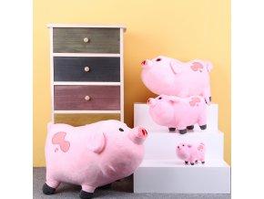 Kawaii 16cm 27cm Gravity Falls Plush Toys Cute Pink Pig Waddles Stuffed Toy Kids Gift 1
