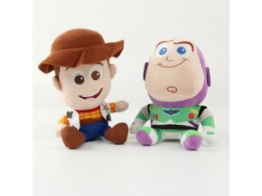 Toy Story Plush Toys 20cm Kawaii Woody Buzz Lightyearfor Stuffed Plush Toy Doll Soft Toys for 1