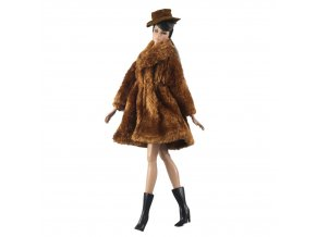 15 Type High Quality Fashion Handmade Clothes Dresses Grows Outfit Flannel coat for Barbie Doll dress 1