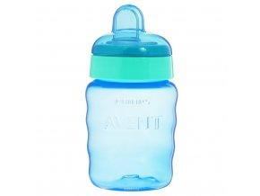 Kouzelný hrneček Avent 260 ml modrý
