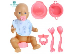 Doll house scene accessories Fits 43cm Baby Born Zapf doll and 45cm American girl simulation