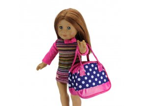 Kabelka pro American girl a Baby Born 43-45 cm