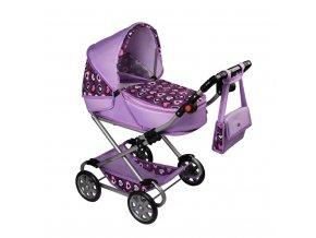 Dětský kočárek pro panenky 2v1 New Baby Andrea
