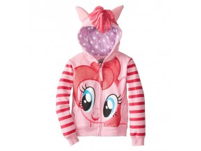 2017 new retail trends in fashion cartoon girl child girl jacket large size foal cartoon sweater 1