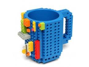 Stavebnicový hrnek LEGO