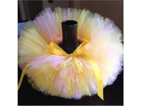 Baby Girls Photography Tulle skirt tutu Cute Kids Girls Rainbow Handmade Tutu Skirts For Princess Baby 1