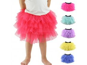 Rushed Ribbons New Arrival Girls Tutu Skirts Kids Baby Fashion Skirt Childrens Pettiskirt Ballet For Girl 2