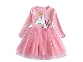 VIKITA Girls Princess Dresses Kids Cartoon Vestidos Children Autumn Dress Kids Dress for Girls Long Sleeve RELH4576