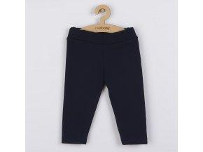 Kojenecké bavlněné legíny New Baby tmavě modré, vel. 86 (12-18m)