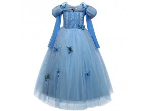 2018 Children Girl Snow White Dress for Girls Prom Princess Dress Kids Baby Gifts Intant Party Style 6