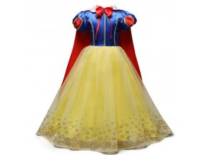 2018 Children Girl Snow White Dress for Girls Prom Princess Dress Kids Baby Gifts Intant Party Style 1