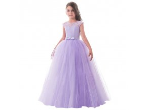 My Baby Girl Clothing Wedding Party Princess Dress for Girls 11 Years Prom Gown Teenager Children 3