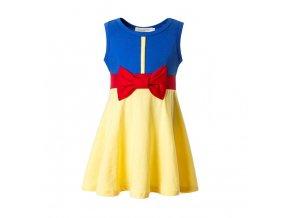 Girls Clothing snow white princess dress Clothing Kids Clothes belle moana Minnie Mickey dress birthday dresses snow white