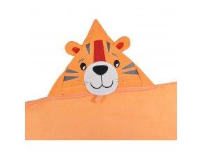 Dětská osuška Koala Ranch oranžová