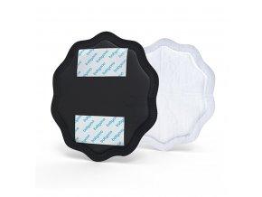 Prsní vložky Baby Ono černé 24 ks
